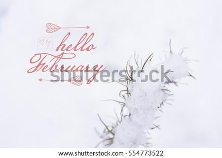 Hello-february Imágenes y fotos de archivo - Página: 2