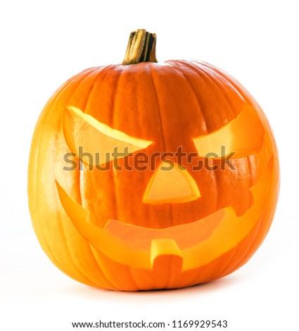 Helloween Pumpkin Head