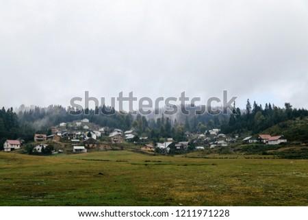 hendek plateau, turkey Stok fotoğraf ©