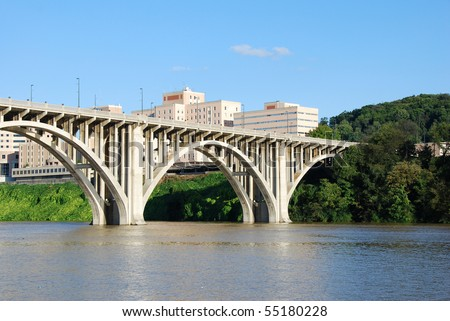 Henley Bridge Knoxville Tennessee