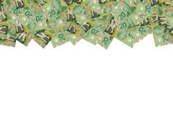 Her Majesty Queen Elizabeth II Portrait from Canada 20 Dollars 2012 Polymer Banknote pattern