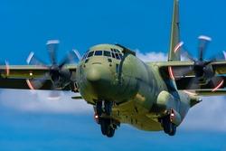 herclues royal air force c130