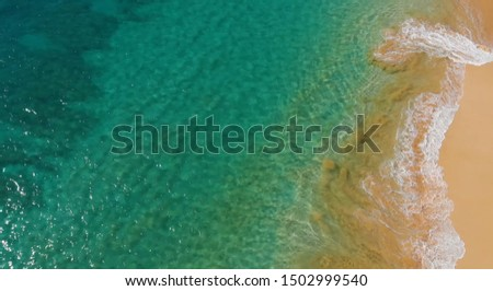 Here in the photo we see a very beautiful sea in the ocean. #1502999540