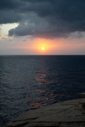 Here you have one on the beautifull sunset in my islad, Ibiza, a stormy day.