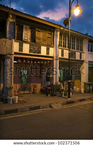 Heritage House, George Town, Penang, Malaysia