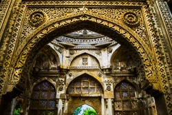 Heritage Jami Masjid also known as Jama mosque in Champaner, Gujarat state, western India, is part of the Champaner-Pavagadh Archaeological Park. Jami Mosque is UNESCO World Heritage Site.