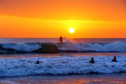 Hermosa beach Costa Rica