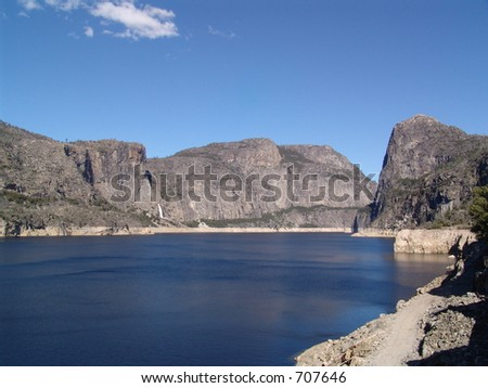 Hetch Hetchy, Near Yosemite in California