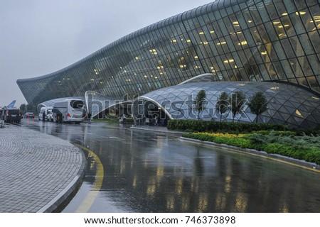 Heydar Aliyev International Airport