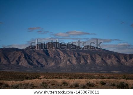Heysen Ranges Flinders Ranges South Australia  #1450870811