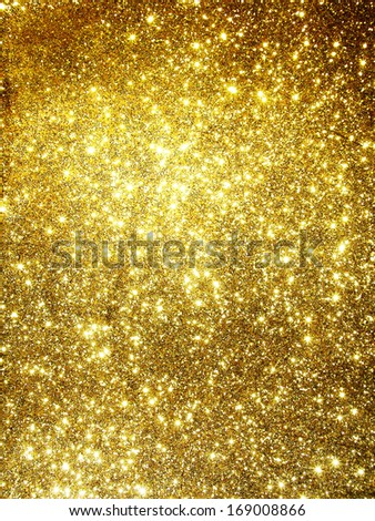hi-res golden grunge background, raster illustration