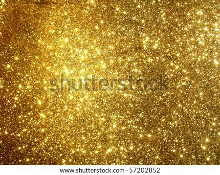 hi-res golden grunge background, raster illustration
