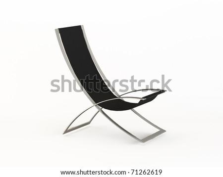 Hi Tech Armchair Beach Bed Stylish Chair Stock Photo 71262619 Shutterstock