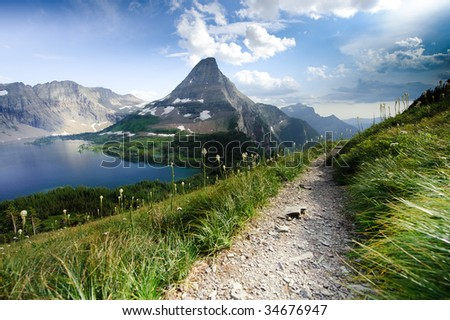 Hidden Lake Trail
