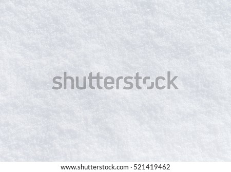 high angle view of snow texture - Shutterstock ID 521419462