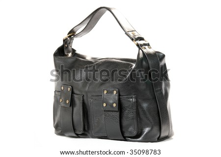 High Class Womens Leather Hand Bag / Purse