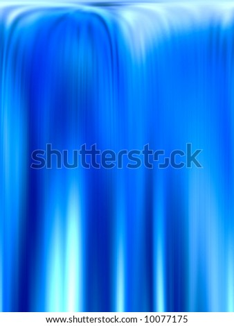 high clear waterfall background