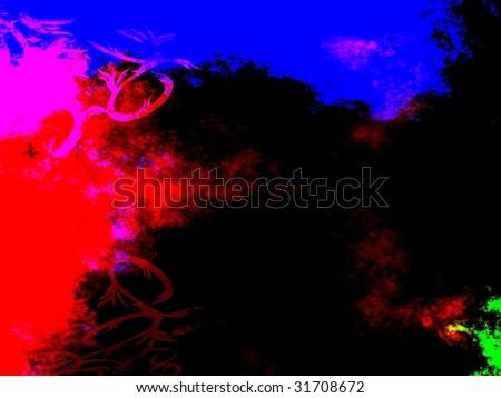 high contrast background - photo #48