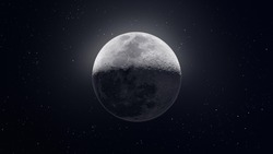 High definition moon wallpaper