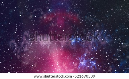 High definition star field background . Starry outer space background texture . Colorful Starry Night Sky Outer Space background .