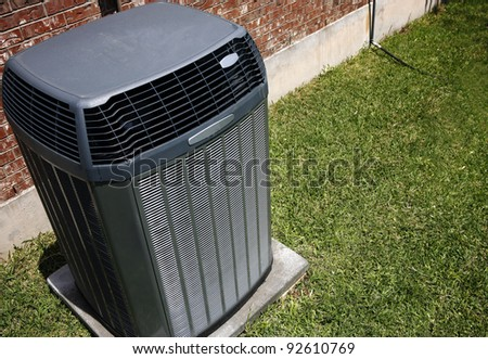 High efficiency modern AC-heater unit, energy save solution