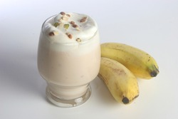 High Fibre Content. Banana is loaded with fibre, both soluble and insoluble.