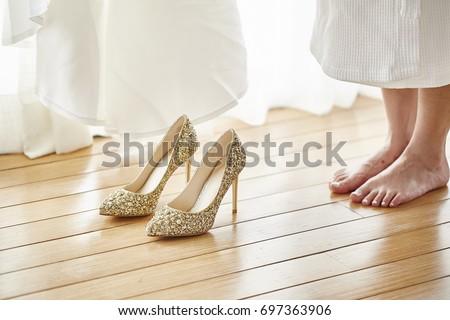 high heel #697363906