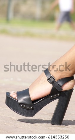 High Heel Shoes #614353250