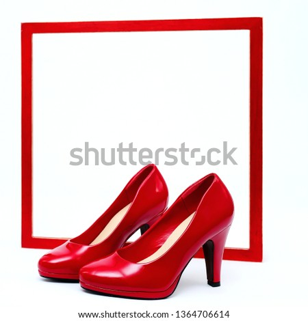 High Heeled shoes #1364706614
