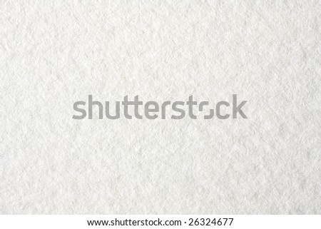 High magnification white paper texture - stock photo