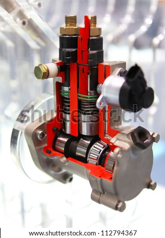 High Pressure Pump for Common Rail system