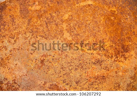 High quality grunge rusty metal texture.