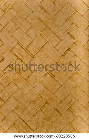 High Quality sample pattern of a weave or wicker