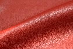 high-quality texture of premium genuine leather furniture