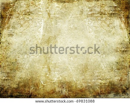 High Res Abstract Background with frame