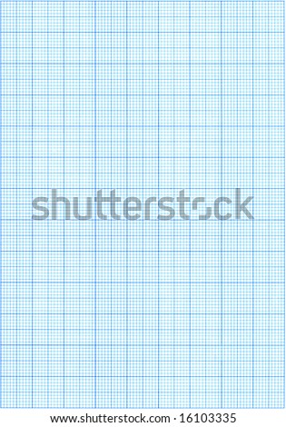 High resolution blue graph paper.