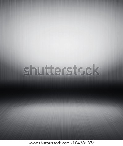 High resolution brushed metal texture abstract background