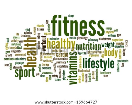 conceptual abstract word fitness - photo #6