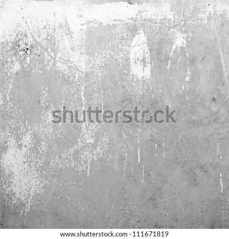 High resolution concrete wall  textured - stock photo