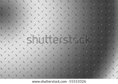 High resolution diamond plating background