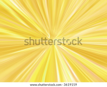 High-resolution gold abstract starburst background - can be cropped any way you need it!