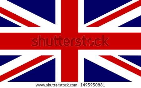 High Resolution Great Britain, United Kingdom Flag. UK Texture.