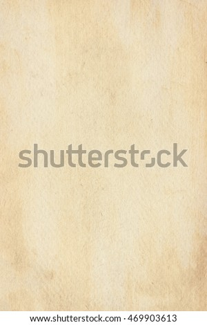 High resolution (hi res) old vintage paper texture. Brown kraft paper background #469903613