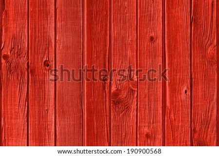 High resolution old red wooden wall background