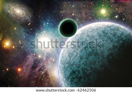 High Resolution Planets in space