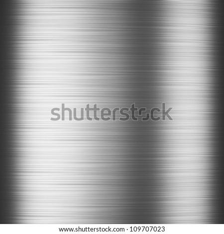 High resolution polished metal background