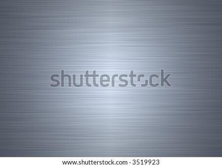 high resolution shiney brushed steel plate