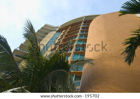 High Rise Florida Condominium
