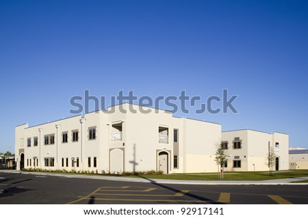 High School in Central Florida