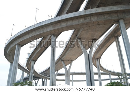 high way bridge